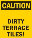 Dirty Terrace Tiles
