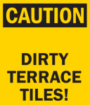 Dirty Terrace Tiles